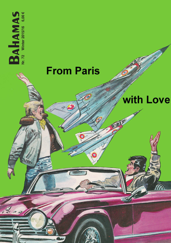 From Paris With Love - Bahamas Nr. 72